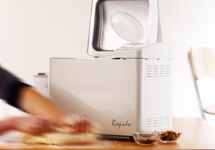 Rapido bread maker 